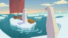 """Polaris"" Animated Short by Hikari Toriumi 