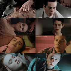 Stiles was always there for Lydia