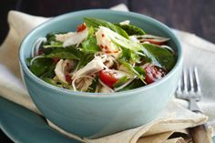 This Thai chicken salad makes for easy and impressive entertaining.