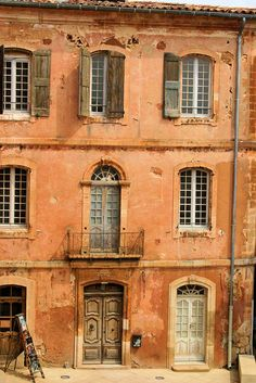 The Gifts Of Life: Fotoğraf - Roussillon, Provence FR