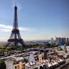A Long Summer Weekend in Paris, The Instagram Way