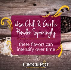 Here's a slow cooking tip that will make your chili and stew recipes even better! Get more tips here. #CrockPot #SlowCooker #Recipes