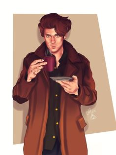 Remus Lupin by Alex