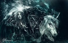 JustAnoR deviantart / the Witcher