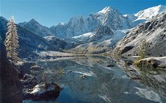 Altai is an unspoilt land of mountains, forests, lakes and rivers
