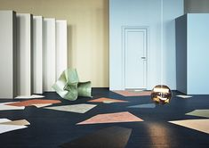 The Art of Performance Quirky Collection by Bolon – Trendland Online Magazine Curating the Web since 2006 Design Innovation, Journal Du Design, Flooring Companies, Aesthetic Beauty, Best Face Products, Vinyl Flooring, Retail Design, Interior Styling, Art Pieces