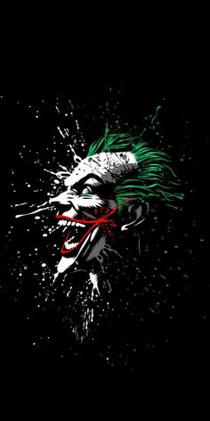 Joker Hd Wallpapers For Iphone 6 , image collections of wallpapers - Wallpaper Joker Comic, Le Joker Batman, Joker Art, Joker And Harley Quinn, Batman Wallpaper, Hd Wallpaper Für Iphone, 4k Wallpaper For Mobile, Dark Wallpaper, Full Hd Wallpaper