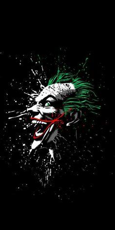 Joker Hd Wallpapers For Iphone 6 , image collections of wallpapers - Wallpaper Joker Comic, Le Joker Batman, Joker Art, Joker And Harley, Harley Quinn, Batman Wallpaper, Hd Wallpaper Für Iphone, Graffiti Wallpaper, Mobile Wallpaper
