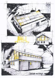 ARCHITECTURE SKETCH BLOG