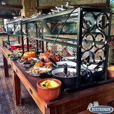 Mesas Refrigeradas e Aquecidas para o novo Self Service do Restaurante Sítio Laranjeiras, Guarujá.