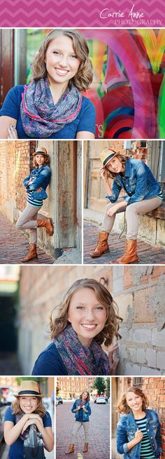 Teen Session - Carrie Anne Photography