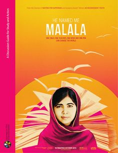 Why should women's education be an important goal for men as well as for women? Download our free He Named Me Malala Discussion Guide and talk about it with your class.
