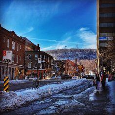 Mont-Royal - Montréal - Québec - Canada
