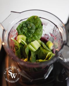 blackberry, spinach and ginger smoothie, sewwhite, sew white, recipe, tasty, drink, smoothie recipe, blackberries, ginger, spinach