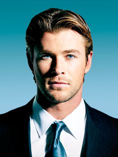 Chris Hemsworth: No more words are needed! I just want him to do all the talking!