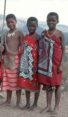 Children of Swaziland. BelAfrique your personal travel planner - www.BelAfrique.com