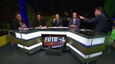 ¡Otro agarrón entre Faitelson y Jorge Ramos!