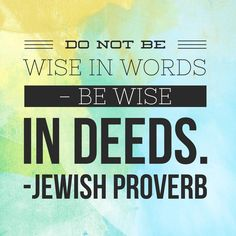56 Best Jewish Inspirational Quotes and Proverbs images | Jewish