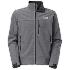 The North Face Men's Apex Bionic Jacket (12045 RSD) ❤ liked on Polyvore featuring men's fashion, men's clothing, men's outerwear, men's jackets and asphalt grey heather
