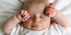 Baby sleep explained by their development stage-very helpful