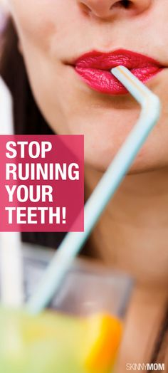 Read this and save your teeth.