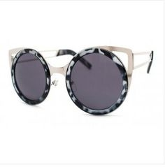 a838f0b0b4d51 Channel your inner kitty cat with these adorable chesier kitty sunglasses!   sunglasses  sunnies