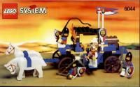 LEGO® Instructions 6044 kings Carriage