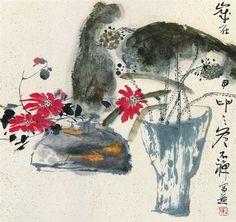 Master Hong Yi Zen painting appreciate - Unemployment Hunter - Hunter's blog unemployment