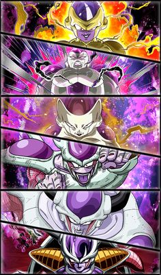 Frieza Wallpaper by Zeus2111