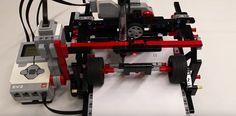 Auf dem YouTube-Channel von JK Brickworks kursiert seit neuestem ein Video, das einen Drucker zeigt, der aus LEGO-Steinen zusammengebaut wurde.…