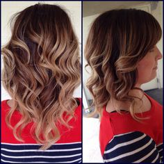 Yay for ombres! Pretty proud of this one #oliverfinley #cosmetology