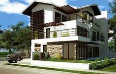 Resultado de imagen para fachadas de casas rusticas con balcones