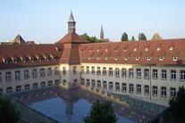 L'ENA à Strasbourg : la Commanderie et son extension - ENA, Ecole nationale d'administration