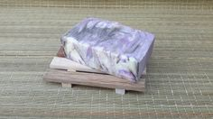 Lavender Soap Handmade Soap Natural Soap by GeorgiaMadeSoaps