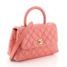 chanel top handle bag - Google Search Handle, Shoulder Bag, Handbags, Google Search, Classic, Top, Fashion, Moda, Totes