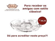 Petisqueiras com preços imperdíveis na Bibeli! Confira em nossa categoria Bar. www.lojasbibeli.com.br