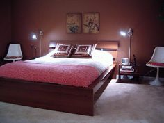 Bedroom Colors & Moods  Perfect Color - Interior design - Colors play a  vital and very important role in our life, thoughts and moods.