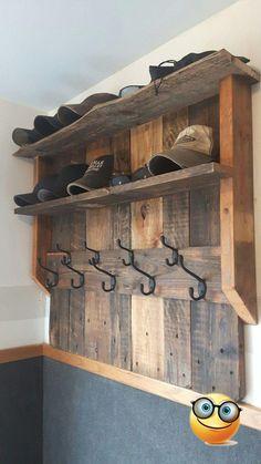 Woodworking Furniture, Pallet Furniture, Rustic Furniture, Painted Furniture, Woodworking Projects, Furniture Ideas, Woodworking Plans, Antique Furniture, Woodworking Skills