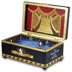 POTO - Animated Music Box. WANT!!!!
