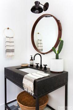Mrs Boho: Baños sencillos y con personalidad