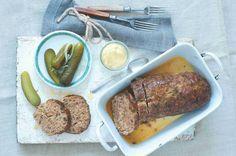 Mámina sekaná | Apetitonline.cz Sausage, Steak, Pork, Favorite Recipes, Beef, Kale Stir Fry, Meat, Sausages, Steaks