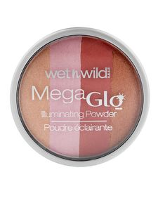 Mega Glo Illuminating Powder  Cat Walk Pink