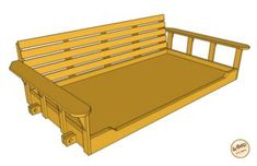 Porch Bed Swing: Relaxing Times Ahead: 19 Steps (with Pictures)