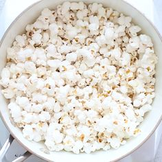 """Recipes Snacks Videos Make snack time easy and healthy tonight with our stovetop popcorn tutorial! Don't worry, we even put together a """"how to make popcorn on the stove"""" video for you to watch. Make Popcorn On Stove, How To Make Popcorn, Food To Make, Popcorn Stovetop, How To Pop Corn, Rice Recipes For Dinner, Snack Recipes, Cooking Recipes, Health Desserts"""