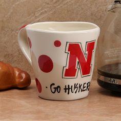 Husker mug