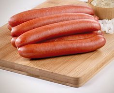 Try our delicious Lite Beef Frankfurters (Natural Casing).