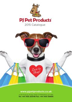 PJ Pet Products catalogue 2015 PJ Pet Products - we pride ourselves in offering you and your dog something a little bit different. Our fantastic, yet original products are at great value for money prices. Whether you are looking for a dog chew, a lead and collar or an anxiety vest for your dog, we deliver quality products at 'value for money' prices. Along with our extensive own PJ Pet Products brand range of Rawhide Dog Chews, Soft Dog Treats and Biscuits, you will find an Emporium of ...
