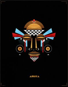 World en Couleur Arte Tribal, Tribal Art, African Art Projects, Art Afro, Afrique Art, African Life, African Art Paintings, Art Premier, African Masks