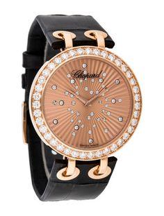 Chopard Xtravaganza Diamond Watch