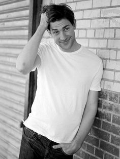 John Krasinski - After seeing him on Conan, oh my goodness I would love to just spend time with him, he is so funny! (And of course who doesn't love Jim on The Office? ...not counting Dwight)